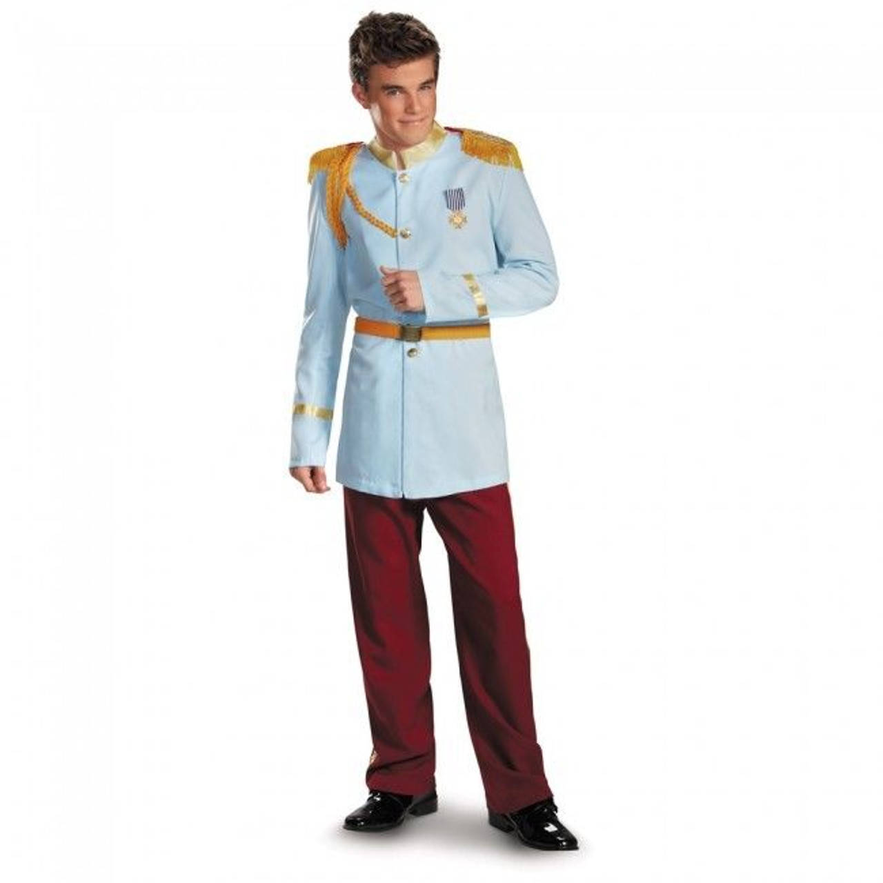 Halloween Costume 370.Disguise Disney Prince Charming Prestige Adult Mens Halloween Costume 5969