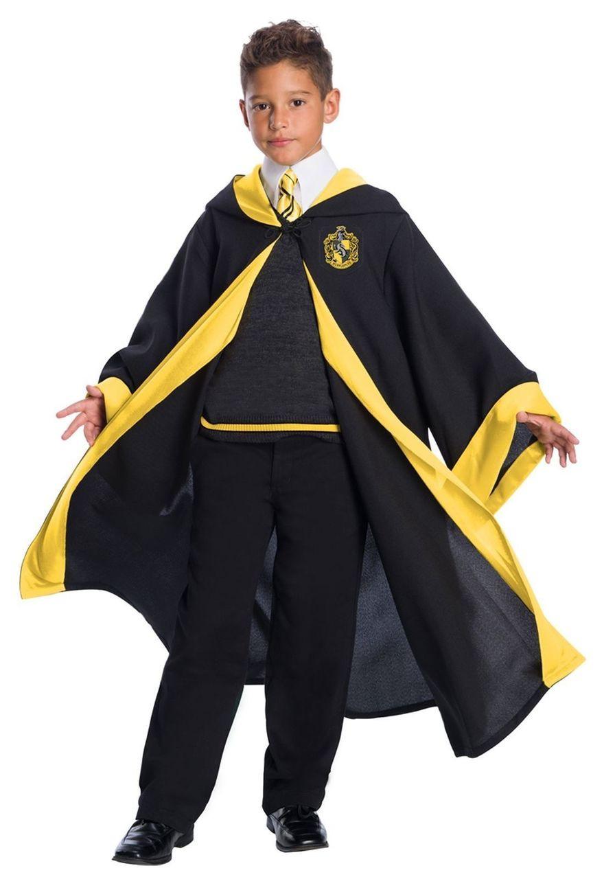 Charades Harry Potter Hufflepuff Student Childrens Kids Halloween