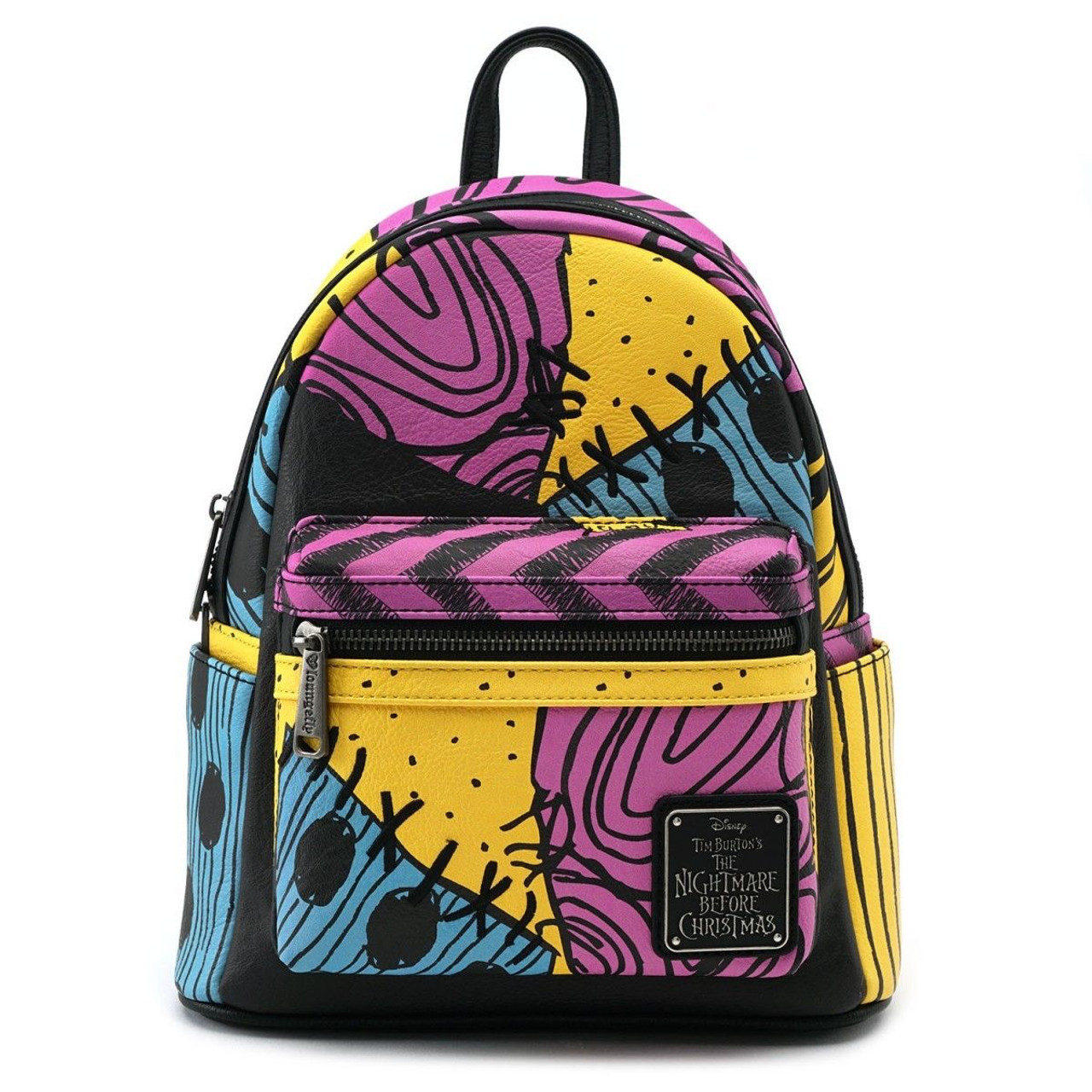 f39c3db9683 Loungefly Disney Nightmare Before Christmas Sally Dress Mini Backpack  WDBK0527