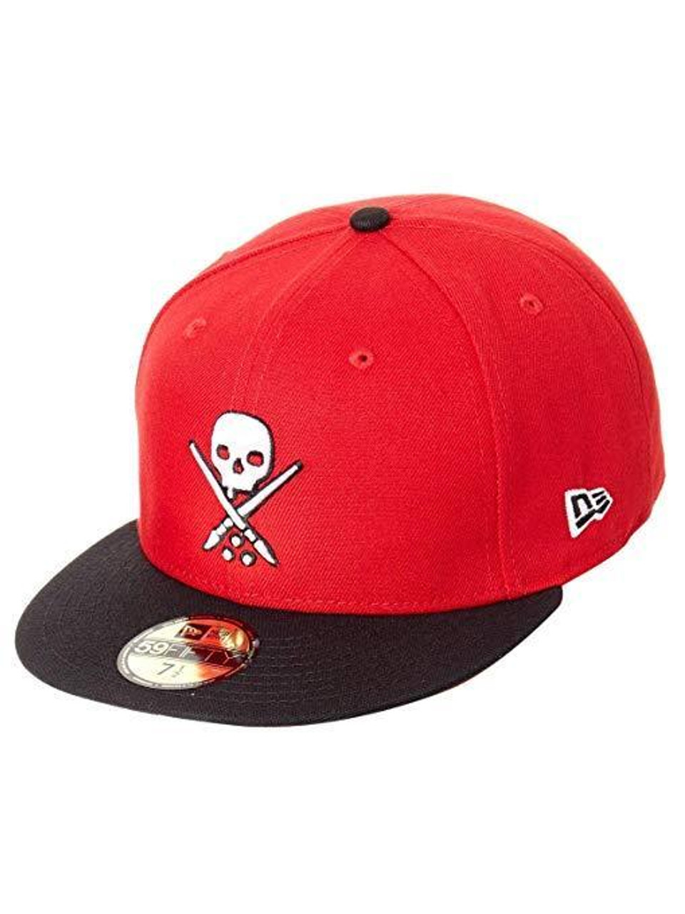 Sullen Clothing New Era Eternal Fitted Red Snapback Cap Hat SCA2023 -  Fearless Apparel c6d15f8ba18f