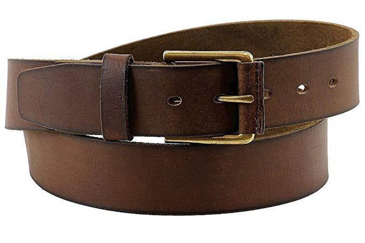 TImberland 35MM Boot Genuine Leather Urban Casual Dark Brown Mens Belt B75389//73