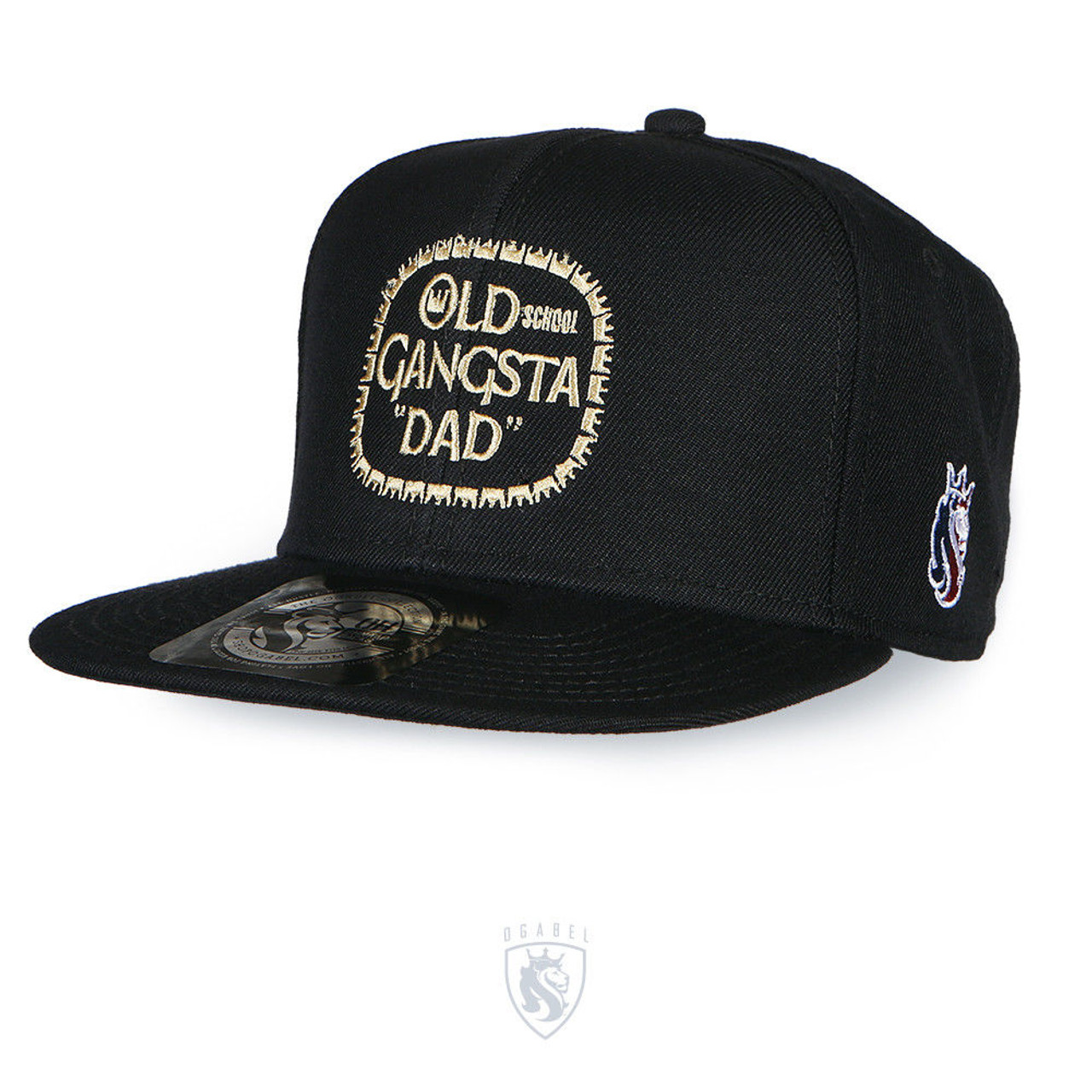 OG Abel Ogabel 40oz Beer OG Dad Urban Tattoos Gangster Snapback Cap Hat  HTSB041 - Fearless Apparel becc95303f19