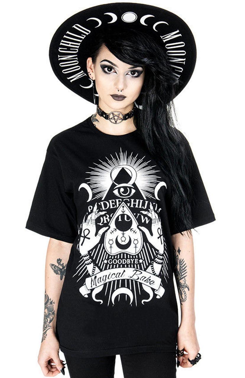 ouija be mine valentines halloween shirt horror witchy