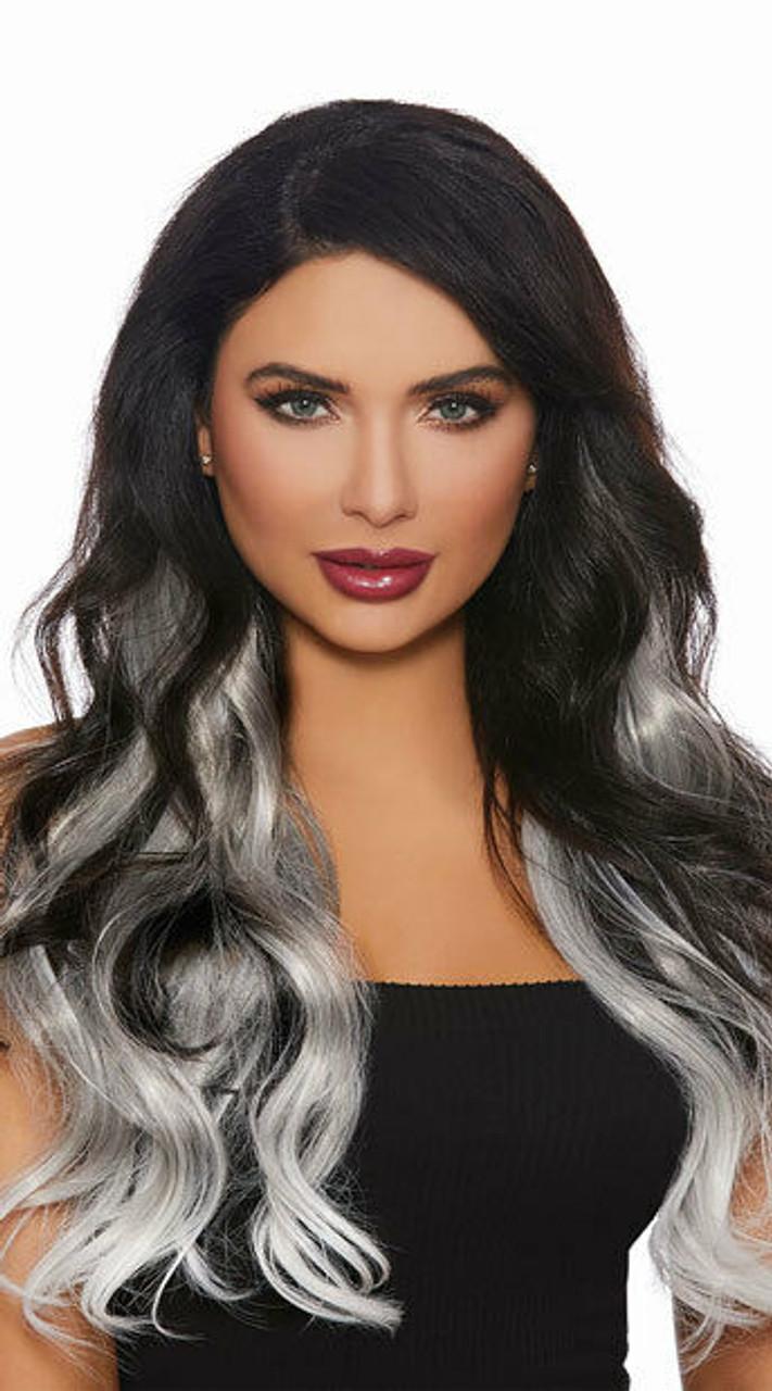 Long Hair Extensions 71
