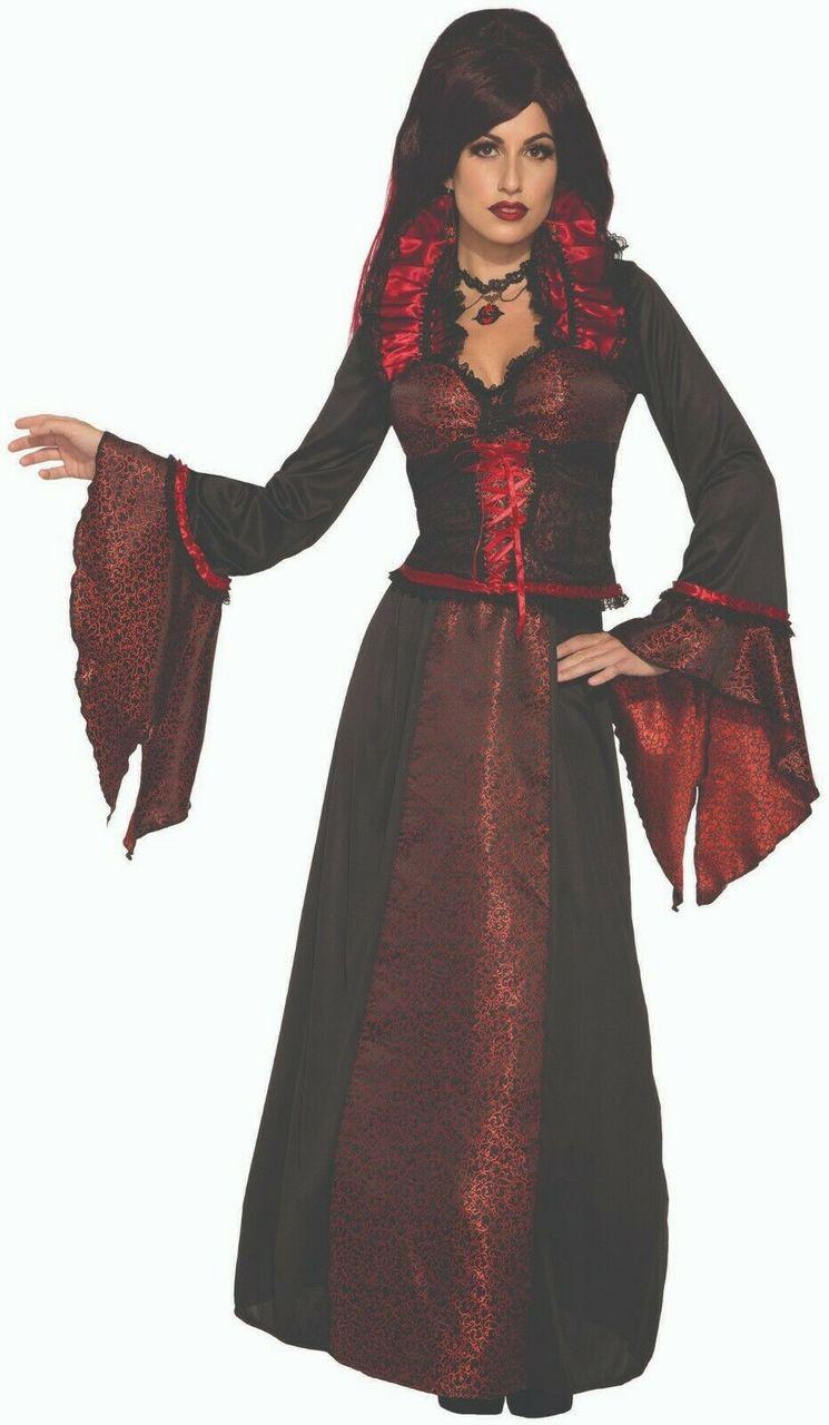 Forum Novelties Countess Crimson Vampire Adult Womens ...