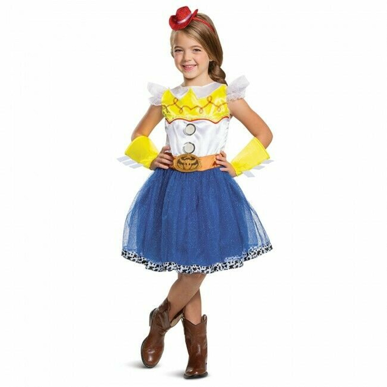 Disguise Disney Toy Story Jessie Deluxe Adult Womens Halloween Costume 50551