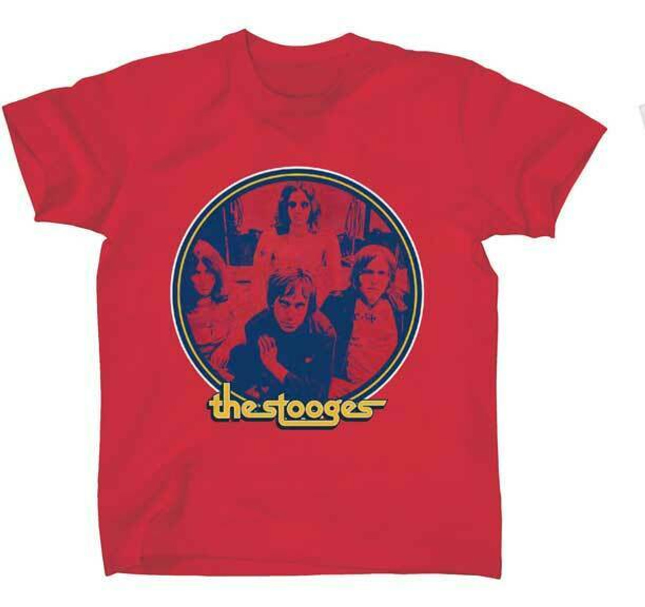 Garage Punk Rock Stooges MC5 Velvet Underground Men/'s Women/'s IGGY POP T SHIRT