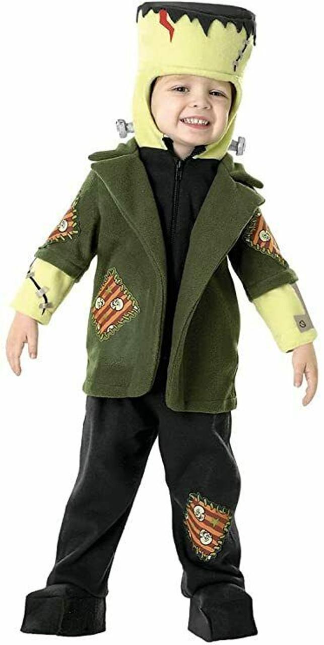 Rubies Lil Frankenstein Universal Monsters Toddler Baby Halloween Costume 888087 Fearless Apparel