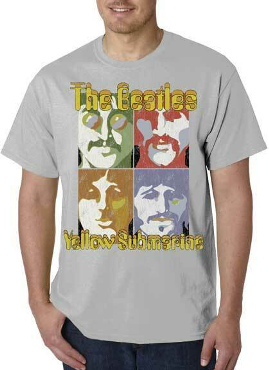 The Beatles Drop T Logo Official Merchandise T-Shirt M//L//XL Neu