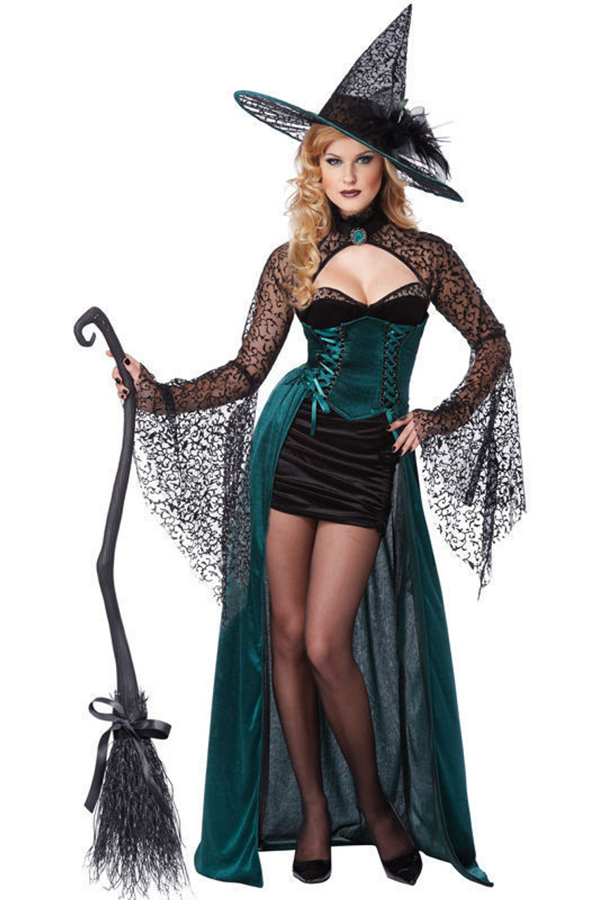 California Costumes Enchantress Sexy Adult Women Halloween Costume 01329 - Fearless -6229