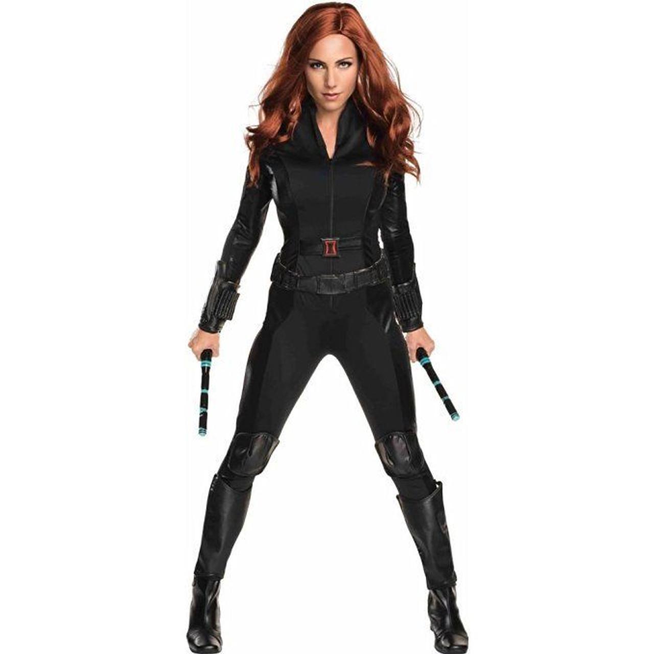 Halloween Black Widow Black Adult Hoodie