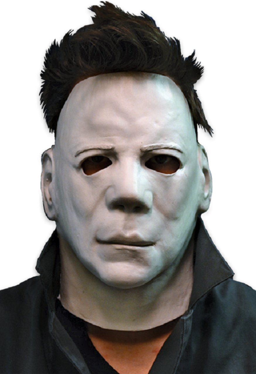 91e07c0ac Trick or Treat Halloween II Michael Myers Horror Movie Costume Face Mask  JMUS103