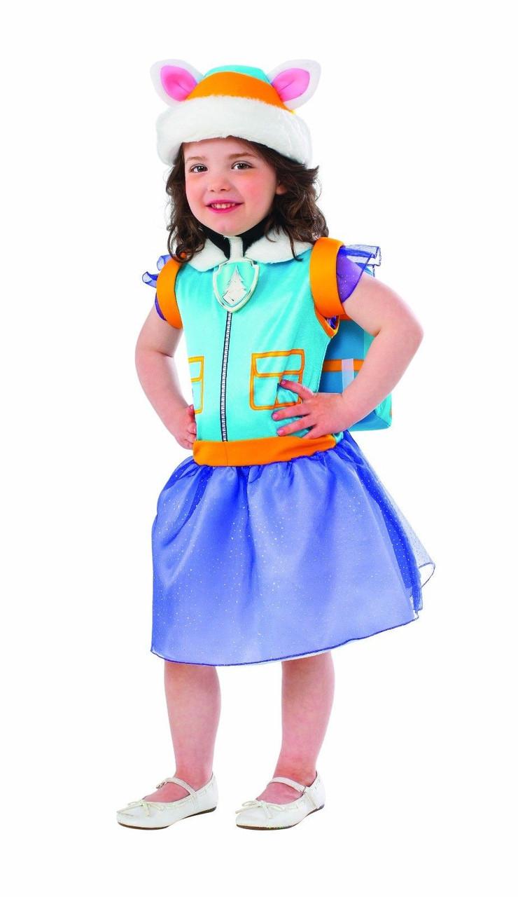 Mavis Halloween Costume Toddler.Rubies Everest Paw Patrol Disney Children Girls Toddler Halloween Costume 610988