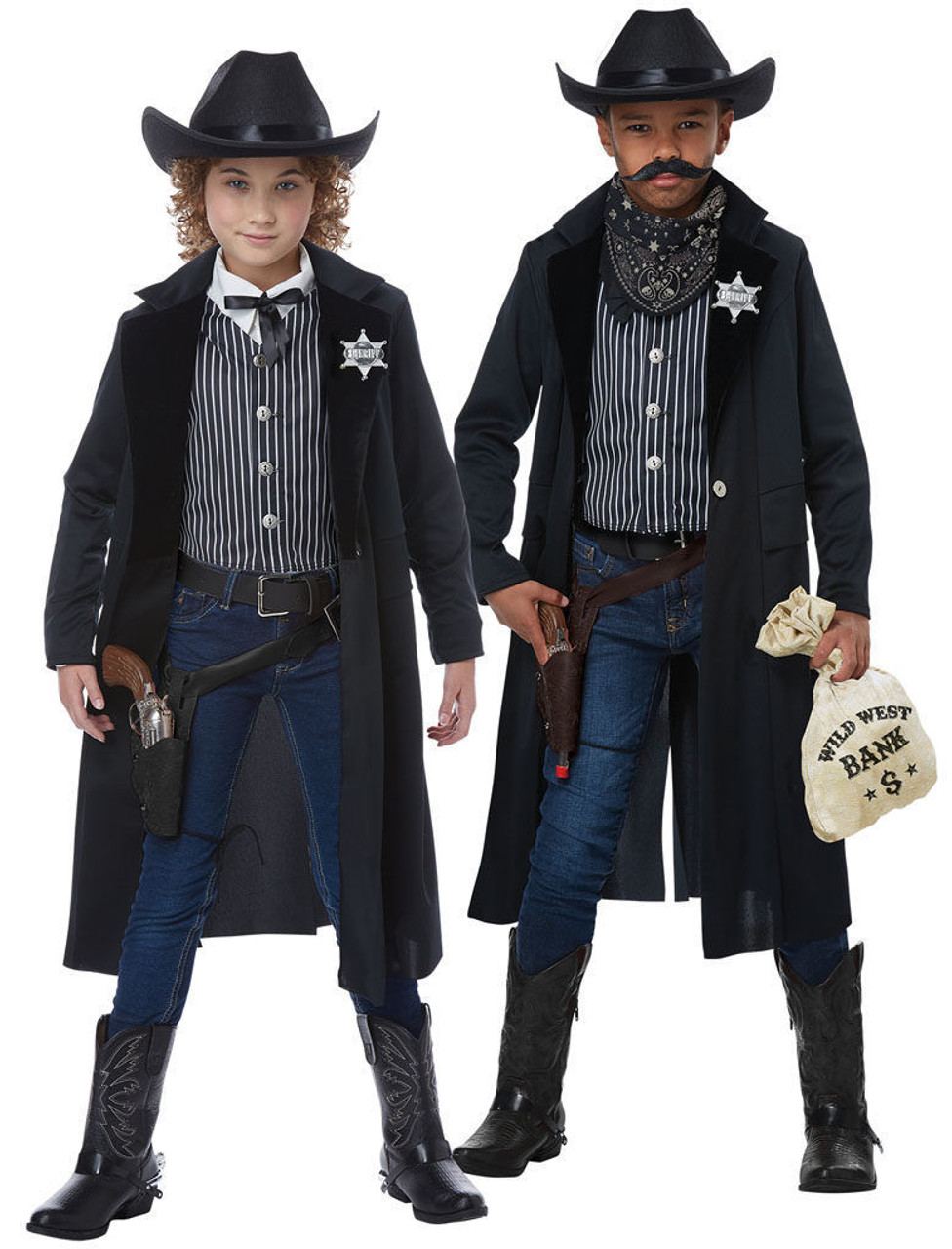 Halloween Costumes For Kidsboys.California Costumes Wild West Sheriff Outlaw Child Boys Halloween Costume 00605