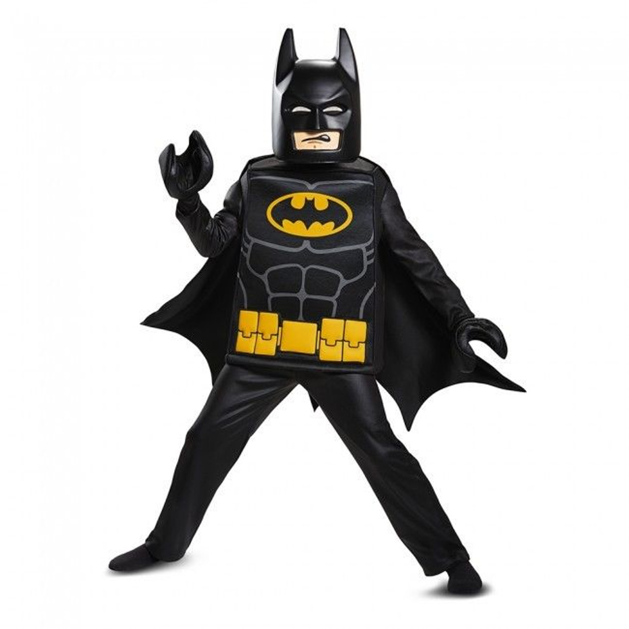Kid/'s DC Comics Lego Batman L//S Tee