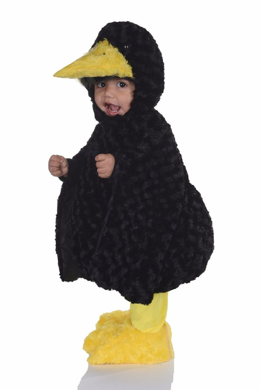 Underwraps Moose Belly Babies Toddler Child Boys Halloween Costume 25868
