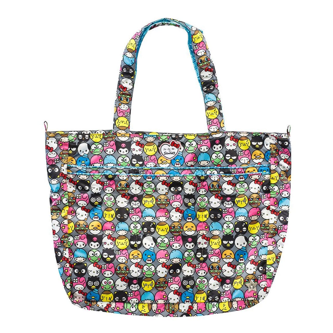 Ju-Ju-Be Sanrio Hello Kitty Super Be Tote Bag Purse Baby Bag 14FF02HK-HFR -  Fearless Apparel 6c7238ec12056