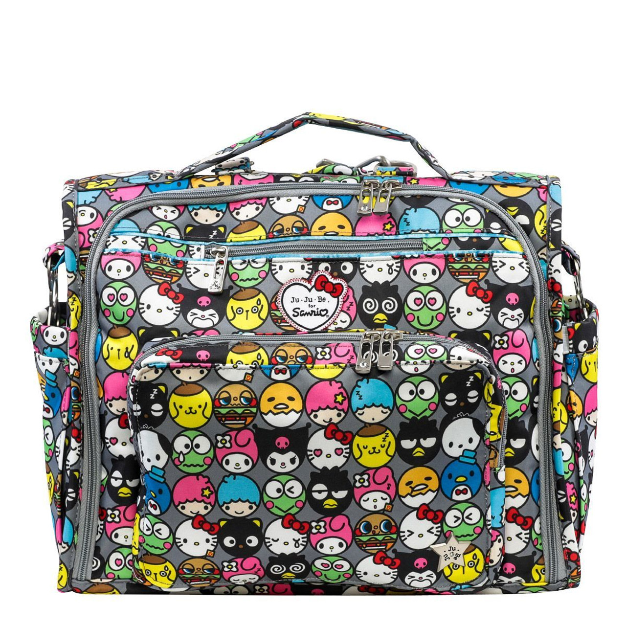 f767779437e Ju-Ju-Be Sanrio Hello Kitty B.F.F Diaper Bag Purse Baby Bag 14FM02HK-HFR -  Fearless Apparel