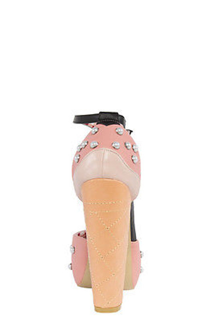 3a49281510 ... Iron Fist Peaches & Cream Fruit Tattoo Skull Platform Heels Punk Goth  Shoes