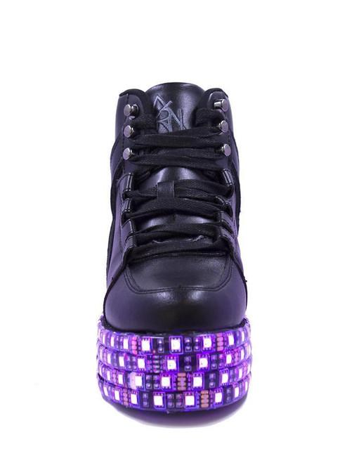 YRU Qozmo Lo Black LED Light Up
