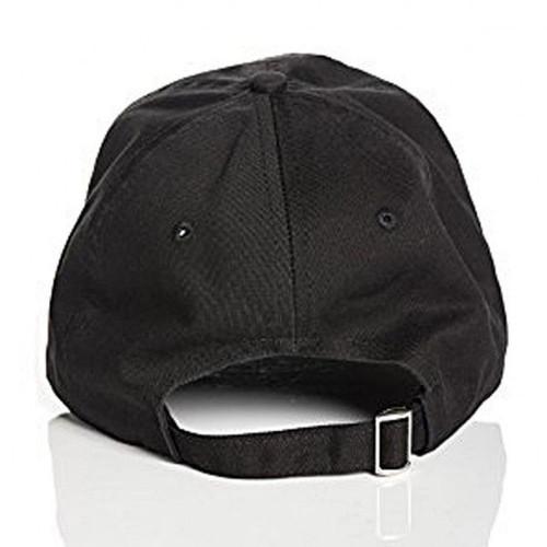 b6532792fcd ... Sullen Clothing Men s Pop Badge Skull Logo Dad Hat Strapback  Embroidered Cap