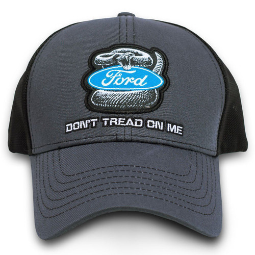 0a96026db9fc57 Buck Wear Ford Motor Company Don't Tread on Me Hat American Flag Adjustable
