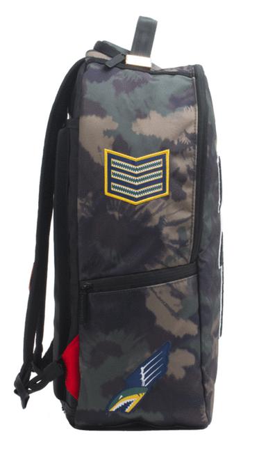 ... Sprayground NBA Lab Lebron James Tie Dye Patches Book Bag Backpack  910B1863NSZ ... 8d373513436ea