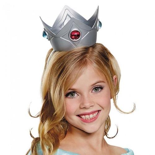 Disguise Super Mario Rosalina Rosetta Deluxe Child Girls Halloween Costume  23167