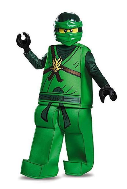 Ninjago Halloween Costume.Disguise Lego Ninjago Spinjitzu Kai Deluxe Child Boys Halloween
