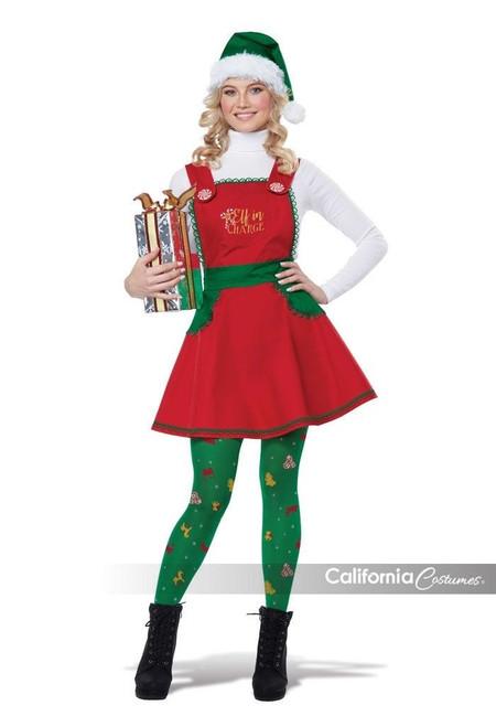 e03998693 California Costumes Elf Pup Santa Claus Dog Christmas Xmas Holiday ...