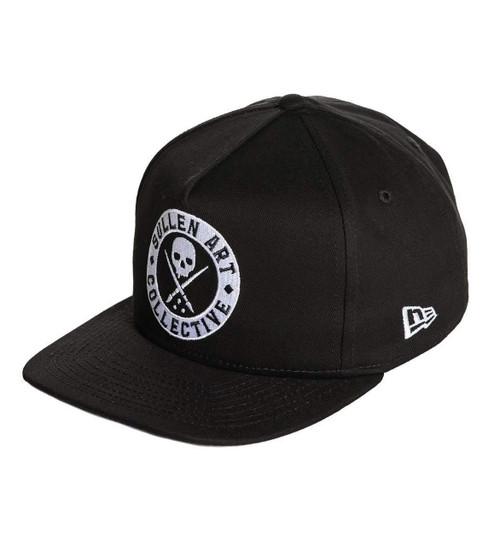 ... Sullen Clothing New Era Staple Badge Logo Tattoos Art Snapback Cap Hat  SCA1809 ... 0e822d031546
