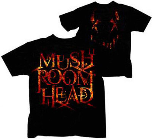 6c50ca143a8a0 New Officially Licensed Mushroomhead Fire Rock Band Music Adult Shirt S