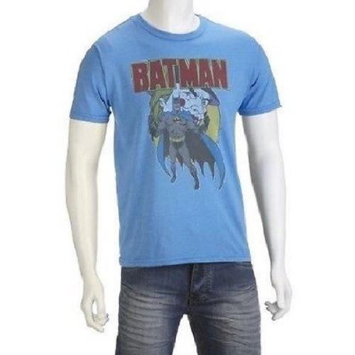 9ab00002511c9 Junk Food Dc Comics Super Hero Batman Vs Joker Superheroes Villain T Shirt M