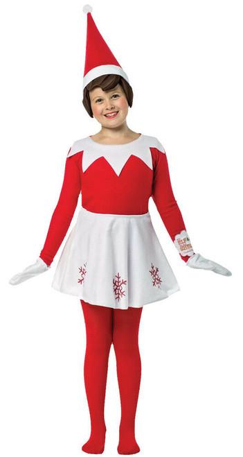 a3cfc879d81d7 Rasta Imposta Elf on the Shelf Girls Childs Christmas Holiday Costume  GC4319710