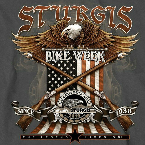 2019 Sturgis Motorcycle Rally We The People T-Shirt Shirt