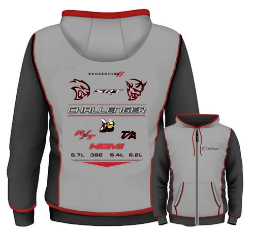 Dodge Super Bee Sweatshirt American Muscle Car Sweater