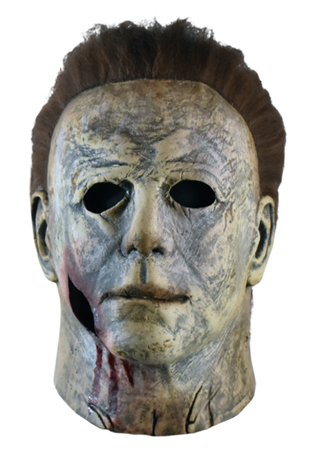 Trick or Treat Halloween II Hospital Mask Michael Myers Movie Costume TTUS122
