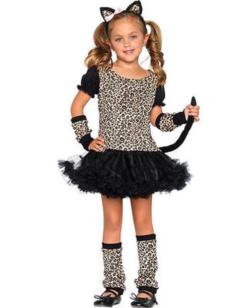 Leg Avenue Cozy Bat Wings Child Girls Dress Kids Halloween Costume C49100