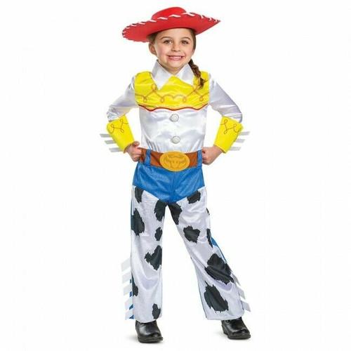 Jessie Adult Womens Costume Toy Story Cowgirl Disney Disguise 50551 Halloween