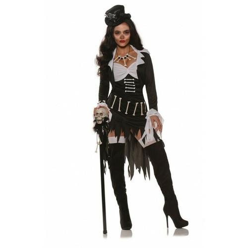 Forplay Beetle Bride Lydia Beetlejuice Adult Womens Halloween Costume 559616 Fearless Apparel