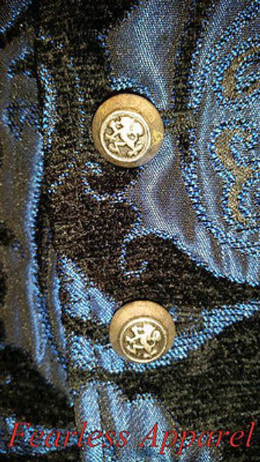 Shrine Tapestry Viktorianisch Vampir Dracula Gothic Steampunk Pirat Hose Jeans