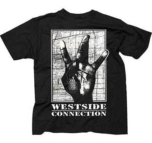 0f4d0fc7dce WESTSIDE CONNECTION ICE CUBE GANGSTA GANGSTER HIP HOP MUSIC T TEE SHIRT  S-3XL