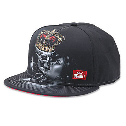 7f38c0c3 Og Abel Lost King Tattoo Inked Punk Skeleton Emo Skater Snapback Hat Cap  Htsb011