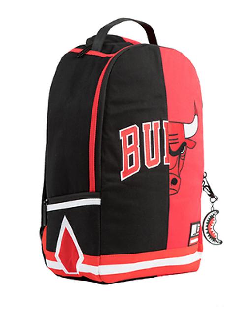 cf42a5fb0ea780 ... Sprayground NBA Chicago Bulls Michael Jordan Sports Basketball Laptop  Backpack ...