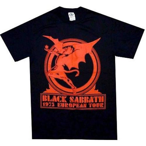 Black Sabbath Christmas Sweater.Fearless Apparel Bravado Music Clothing