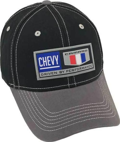 2abfa7546f Chevrolet Chevy Flagged Camaro American Muscle Car Adjustable Hat Cap  SCRZ-88962