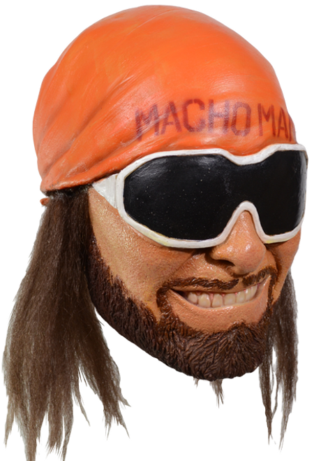 Wwe World Wrestling Entertainment Macho Man Randy Savage Halloween