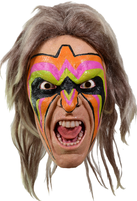 Wwe World Wrestling Entertainment Ultimate Warrior Halloween Costume