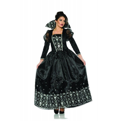 Underwraps Costumes Womens Renaissance Queen Costume Maiden