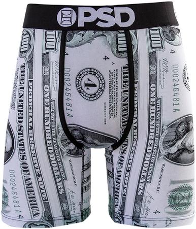 Green//Kyrie Irving, S PSD Mens Brief Underwear Bottom